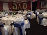 We offer 4 Private Rooms for up to 80 Guests or you can host your event exclusively for up to 200 guests.