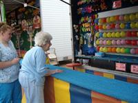 Residents enjoying Dorchester Days