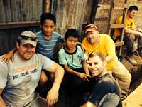 Thrivent World Builds - Partnership with Habitat for Humanity, El Salvador 2014