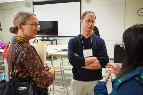 Dr. Nancy Gaulin, FCT Interim Executive Director
