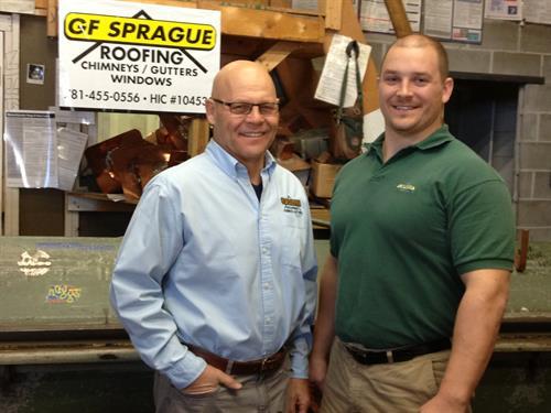Jerry & Jake Sprague