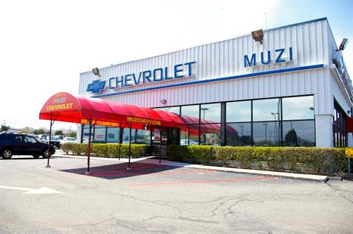 Muzi Chevy Automobile Dealers Automobile Repairs Service