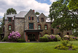 Mary Baker Eddy Historic House - Chestnut Hill, Massachusetts