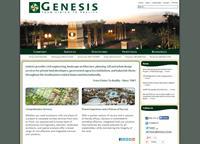 Genesis Group, Tampa. Florida, custom PHP/MySQL website