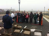 Bardsley Grade Separation Ribbon Cutting