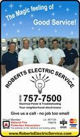 The magic feeling of good service!