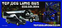 Visit Us Online TopDogLimoBus.com
