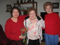 Sisters who were both long-time Love 2 Live clients!