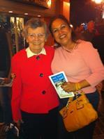 L2L client & caregiver at the San Diego Gay Men's Chorus holiday concert (2013)!