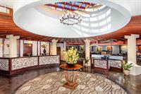 Hanldery Hotel Lobby