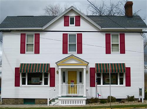 Built in 1878, new life endures in this charming location.