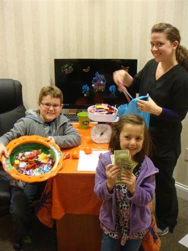 2nd Annual Candy Buyback 2014