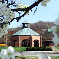 WCCC pavilion in Spring