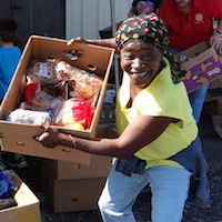 Groceries for Families in Need