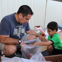Food Fair for families in need