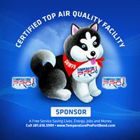 Become a TemperaturePro Saves Sponsor