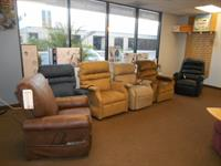 Lift Chairs all sizes and models great selection
