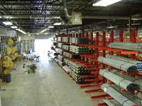 Huge Warehouse Packed with Inventory