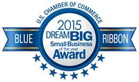 2015 U.S. Chamber of Commerce Blue Ribbon Award Winner