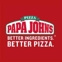 Better ingredients. Better pizza. Papa John's.