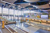Huntsville Airport Baggage Claim   Huntsville, AL