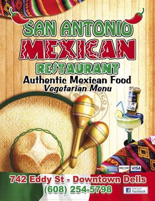 San Antonio Mexican Restaurant and El Rey Bar & Night Club