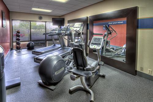 Hampton Inn Fitness Room
