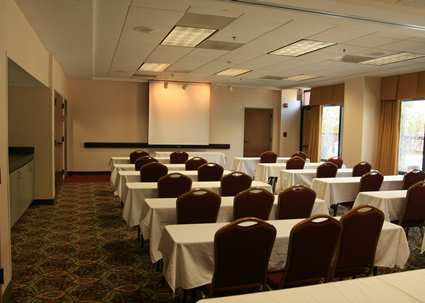 Hampton Inn Meeting Room