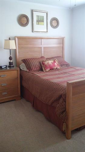 Corporate Furnished Bedroom