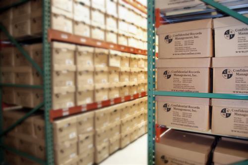 CRMI - Offsite Records Management