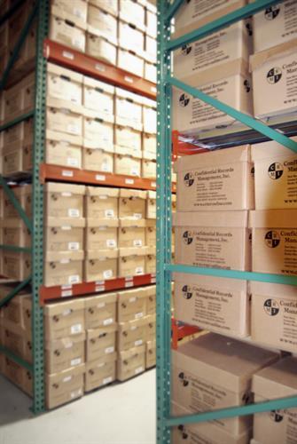 CRMI - Records Storage Services