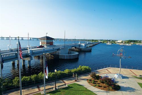 Beautiful Waterfront
