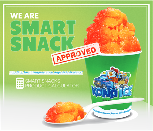 Smart Snack Approved!