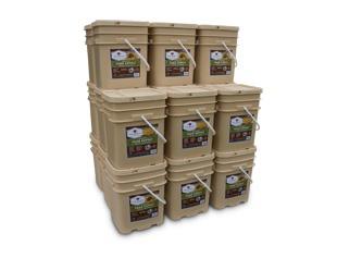 Food Buckets and Preparedness Foods