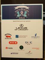 Gala Sponsors 2015