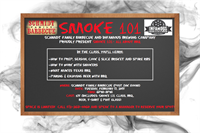Sign up now for Smoked 101 classes held 2x a year!  Limited space available.