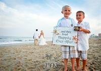 Creative Bethany Beach Wedding Sign