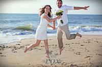 Fenwick island DE Beach Wedding