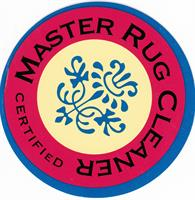 Certified Master Rug Cleaners on Staff