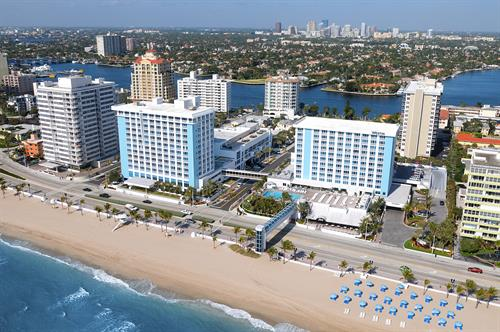 Beachfront Resort in Fort Lauderdale