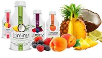 We carry the full line of Trimino protein infused water.