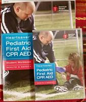 We offer Pediatric First Aid CPR for day care/child care workers, babysitters, etc