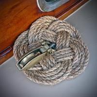 Nautical Thump Pads for classic wooden boats