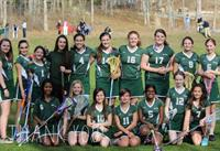 Girls lacrosse team