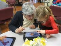 Grandparents day is an event that everyone looks forward to.