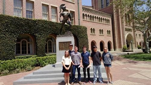 2013 USC Tour
