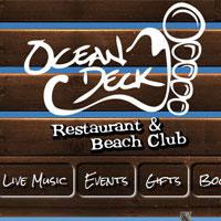 Ocean Deck Restaurant and Beach Club