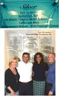 Delray Beach Chamber Donor Wall 2014
