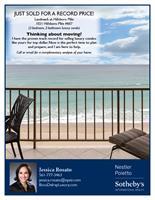 Direct oceanfront condo sold in The Landmark, Hillsboro Beach