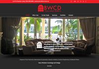 Boca Window Coverings responsive website